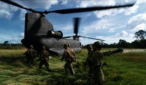 ����. �ر�. ��. �غ����� ���� �ϲ� CH-47F ġ..