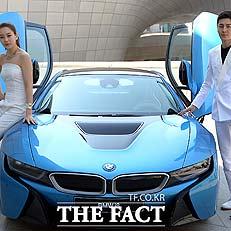 BMW i8 ���� ��� ���