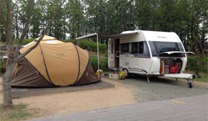 광교호수공원 가족 캠핑장