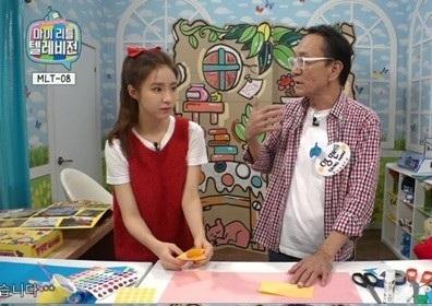 '마리텔', 신세경·뚝딱이로 완성된 김영만의 '추억..