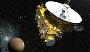 명왕성 탐사선 뉴호라이즌스호의 여정