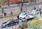 국회 향하는 김영삼 전 대통령 운구행렬