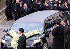 고 김영삼 전 대통령 서거 `슬픔에 잠긴 유가족들`