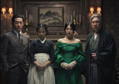 '아가씨', 예매율 1위…흥행 열풍 예고