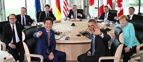 G7, Ż���������� ���µ����ѱ��� �ٽ� ����������