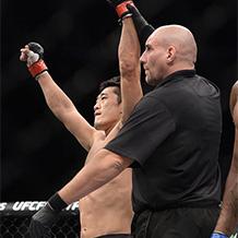 [UFC] ��� �� �赿��, �Ʊ��� ���� ��� �ű״� ����