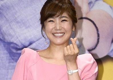 """강수정 """"임신·출산 후 복귀작이 '사이다'…정말 행복하다"""""""