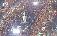 내일 6차 촛불집회…<br> 朴즉각퇴진 여론 결집