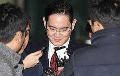 """특검 """"이재용 1인영장, <br>`경영공백` 우려 고려"""""""
