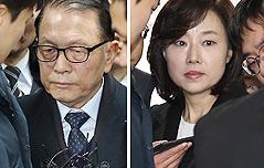 `김기춘·조윤선` <br>구속영장 발부될까