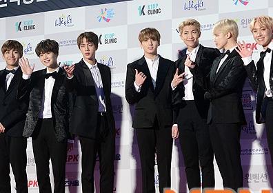 방탄소년단, '불타오르네' 뮤비 1억 뷰 돌파…글로벌..