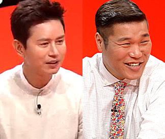"""김민종 """"썸타는 女 있다""""하자 <br>서장훈 반응이…"""
