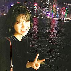아이유, 결별후 나홀로 홍콩여행