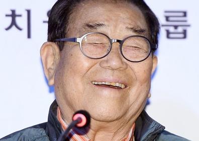 91세 송해, 유지나가 숨겨둔 친딸?…남다른 부녀사이 `..