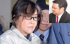 최순실 소유 더블루K <br>대표, `간첩` 아들