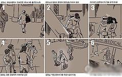 김정남 살해 용의자들, <br>쇼핑몰서 예행 연습도