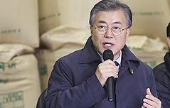 """""""文 겨냥 테러 첩보<br> 입수""""…경호인력 배치"""