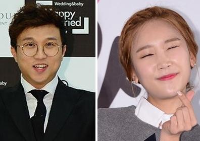 """박성광 """"개그우먼 박소영 좋아하는 스타일…귀엽고 매.."""