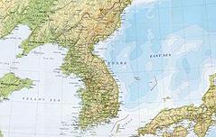 韓 고교생 설득에 <br>`일본해`→`동해` 변경