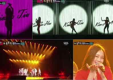 크리샤 츄·김소희·김혜림 퀸즈, 'K팝스타6' 단독 1위로 4강 진출