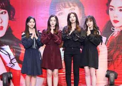 태국 현지 팬, 레드벨벳 아이린예리 위한 깜짝 이벤트 ..