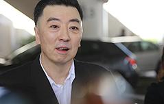 """`BBK 사건` 김경준 """"적폐청산 이뤄져야"""""""