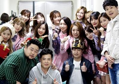 우주소녀, '개콘' 특별 출연…4월2일 방송