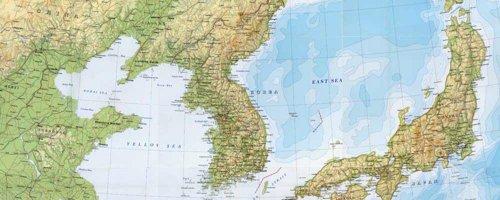 韓 고교생 설득에 `일본해`→`동해` 변경