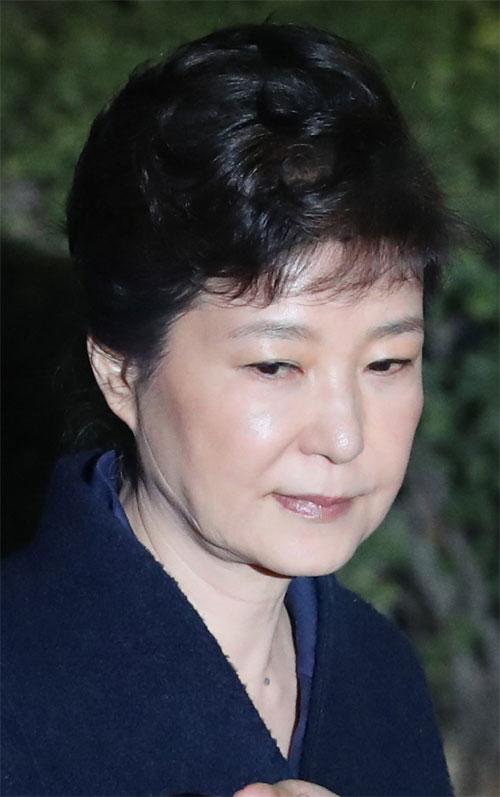 [수사] 검찰, 朴 서울구치소 출장조사