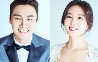 """김소영♥오상진 결혼  """"평생의 짝 만나 행복해…"""""""
