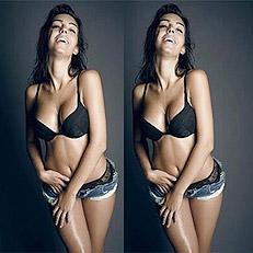 '호날두의 ♥', 조지나 로드리게스는? '1995년생 명품 모델!`