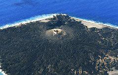 日, 해저화산 폭발로 <br>70㎢ 영해 확대 `횡재`