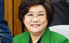 바른정당 당 대표 <br>이혜훈 의원 선출