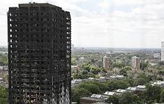 영국 고층 공공아파트 <br>안전검사 모두 `불합격`