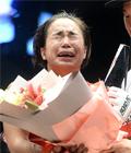 눈물 함서희 `로드FC 아톰급 초대 女챔피언` [MK화보]