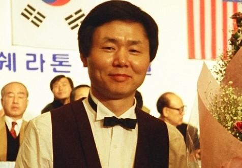 한국당구 최고의 순간-① 이상천 94년 한국인 첫 '세계 챔프'