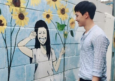 여진구, 풋풋한 첫사랑?…명랑+순수 미소 '이러니 안 ..