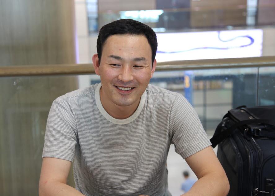 """'돌풍' 최완영 """"야스퍼스 꺾자 난리났단 소식 들어"""""""