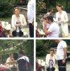 이란 국영TV 유명 여성 앵커, 히..
