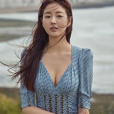 김사랑, 청순·섹시美 폭발