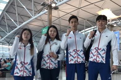 """대만 U대회 포켓""""동메달 2개 목표"""""""
