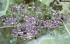 미얀마 인종청소 부인 <br>마을초토화 사진공개