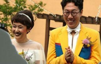 """송은이 """"김영철과 결혼,<br> 또 기회 온다면…"""""""