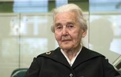 獨과거사 부정한 나치 <br>할머니에 징역 6개월