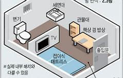 `인권침해 논란` 朴 <br>6~7인용 방 혼자 사용