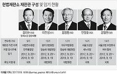 `헌법재판관 유남석` <br>헌법전문가로 통해…