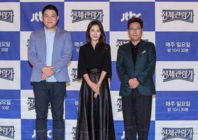 """""""영화와 예능의 만남""""…'전체관람가', 이슈에 이슈.."""
