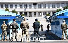 JSA 북한군 귀순영상 <br>`긴박감의 연속…`