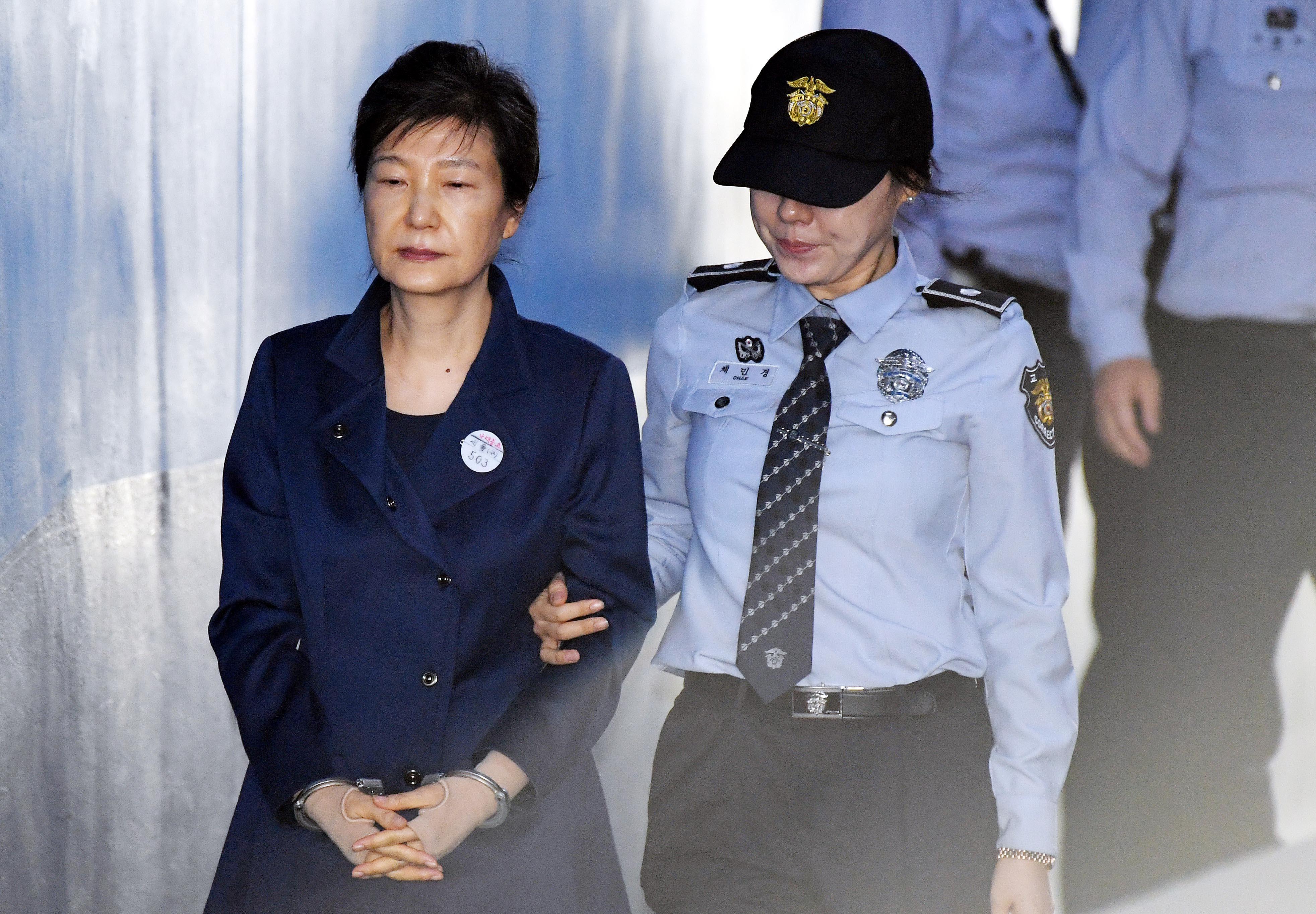 [재판] 박근혜 전 대통령 재판 27일 재개