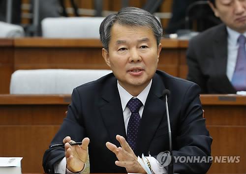 """이진성 헌법재판소장 """"보수-진보 이분법 매몰되지 않아야"""""""
